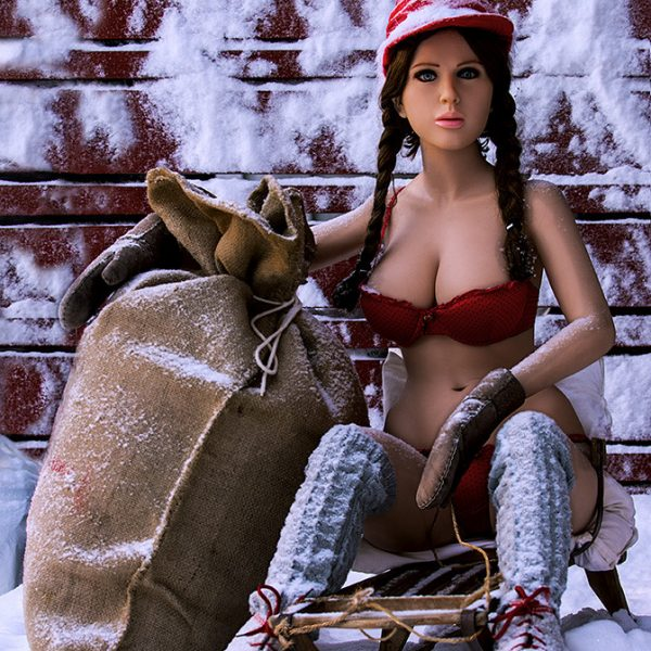 Snow Beauty Asian Big Ass Black Hair Brown Skin Sex Doll