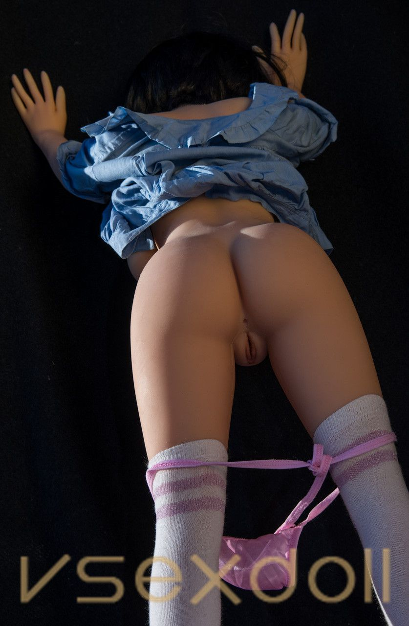 Beautiful Girl With Blond Hair And Mini Breasts Blonde Sex Doll