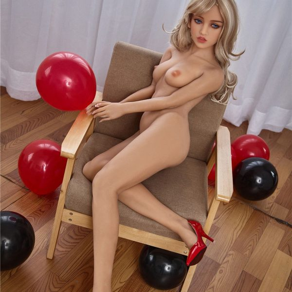 150cm Blond Hair Sexy Mature Young Woman Blonde Sex Doll