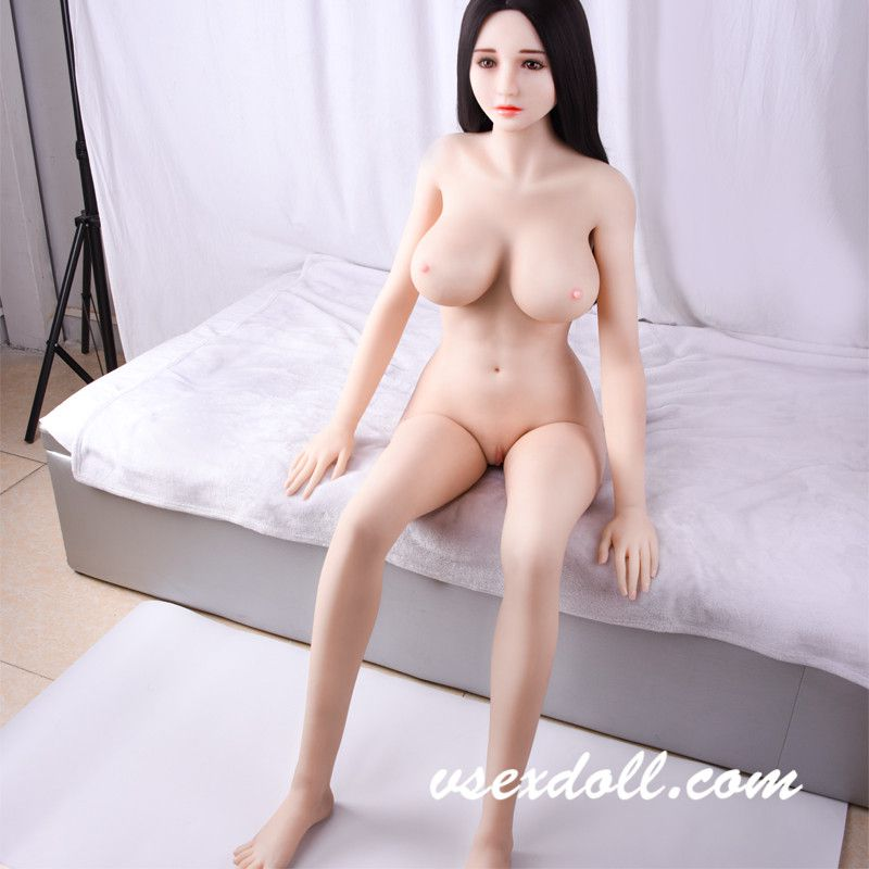 Beautiful Black Long Hair And Big Breasts Sexy Blonde Sex Doll