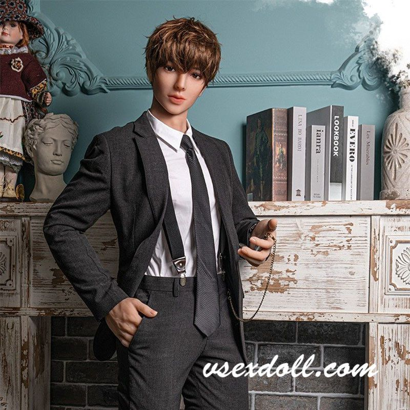 160cm Handsome Domineering Abs Perfect Male Sex Doll
