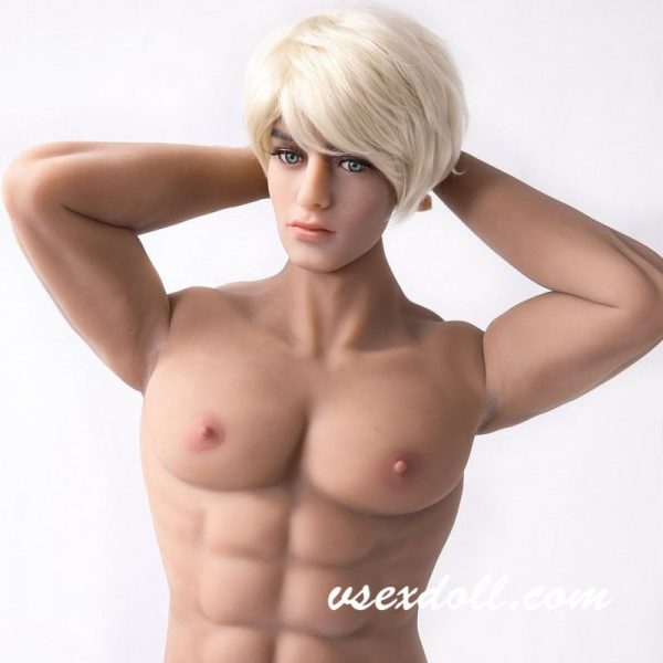 180cm Tall Handsome And Strong Male Sex Doll